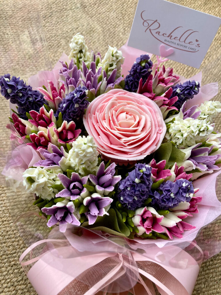 Rachelle's Cupcake Bouquets