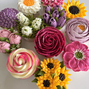 Rachelles Beginners Buttercream Flowers